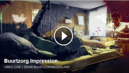 Video over het werk van Buurtzorg
